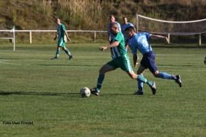 SG SV Grün-Weiß Tanna –  LSV 49 Oettersdorf 2:1 (1:0)