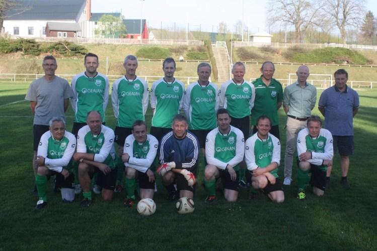 Rückblick auf das Spieljahr der Alten Herren der SG Tanna/Oettersdorf