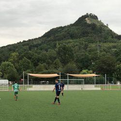 Leistungsvergleich mit dem FC Thüringen Jena und Wacker 04 Bad Salzungen