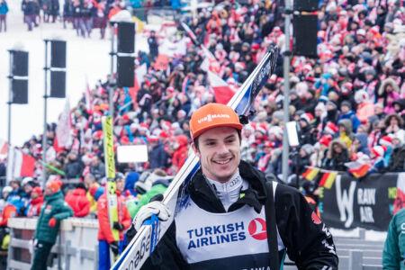Andreas Wank - WC Oslo 2018
