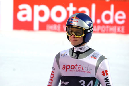 Andreas Wellinger - WC Lillehammer 2019