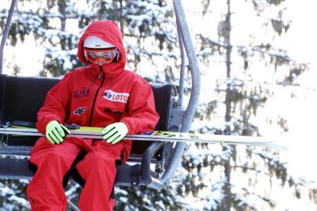 Bartosz Czyż - FIS Cup Zakopane 2017