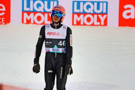 Dawid Kubacki - PŚ Lillehammer 2019
