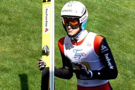 Gregor Deschwanden - LGP Wisła 2016