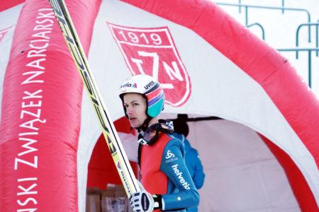 Gregor Deschwanden - FIS Cup Zakopane 2017