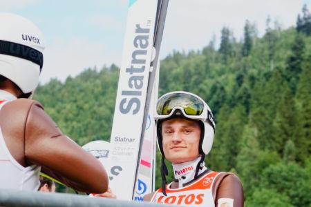 FIS CUP Szczyrk 2019 - Mateusz Gruszka