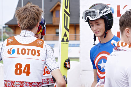 FIS Cup Szczyrk 2019 - Mathis Contamine