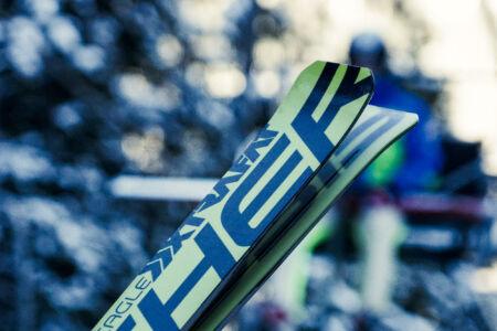 FIS Cup Zakopane 2017 - skies