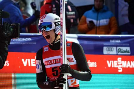 Johann André Forfang - PŚ Oberstdorf 2019