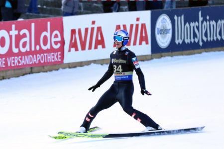 Gregor Schlierenzauer - WC Willingen 2020