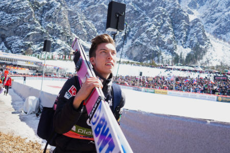 Johann André Forfang - WC Planica 2019