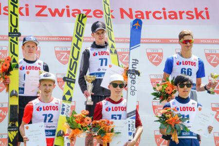 Justin Nietzel, Markus Rupitsch, Thomas Hofer, Markus Schiffner, Jan Hörl, Naoki Nakamura - FIS Cup Szczyrk 2018