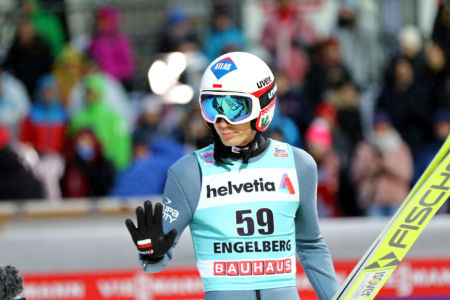 Kamil Stoch - WC Engelberg 2019