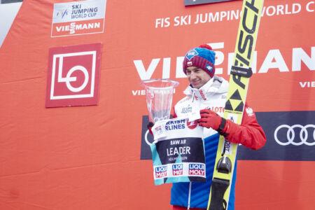Kamil Stoch - WC Oslo 2018