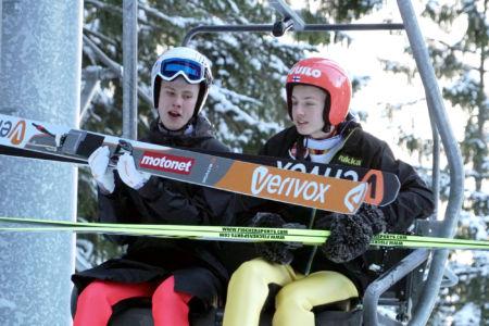 Henri Kavilo - FIS Cup Zakopane 2017