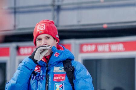 Kenneth Gangnes - WC Bischofshofen 2018
