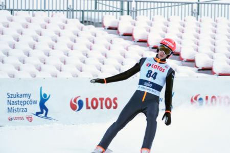 Niko Kytösaho - FIS Cup Zakopane 2017