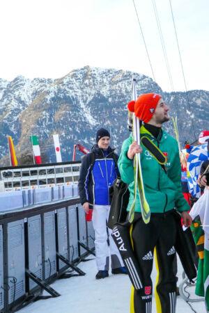 Markus Eisenbichler - WC Garmisch-Partenkirchen 2018