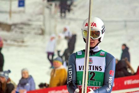Martin Hamann - PŚ Lahti 2019