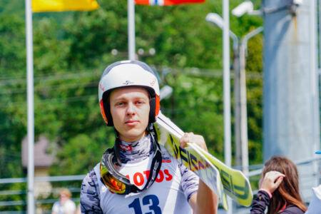 Maximilian Lienher - FIS Cup Szczyrk 2018