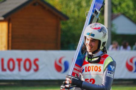 Michael Hofer - FIS Cup Szczyrk 2019