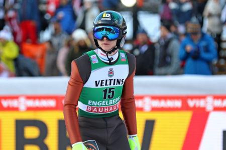 Mikhail Nazarov - WC Engelberg 2019