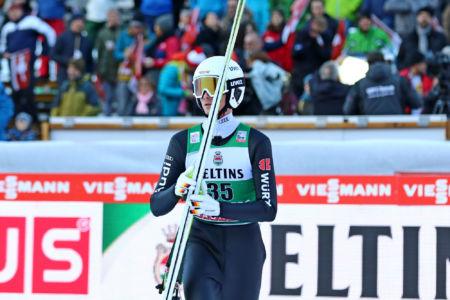 Moritz Baer - WC Engelberg 2019