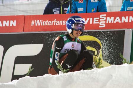 Naoki Nakamura - PŚ Lahti 2019