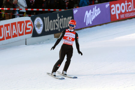 Stephan Leyhe - PŚ Willingen 2019