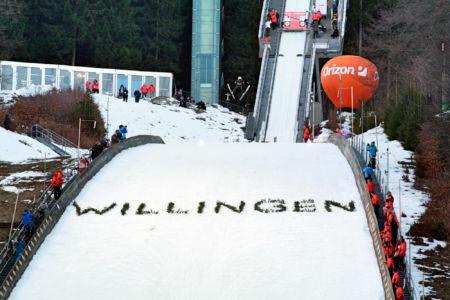 PŚ Willingen 2019 - Mühlenkopfschanze