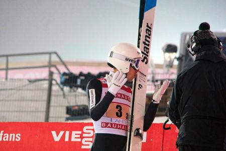 PŚ Lahti 2019 - Simon Ammann