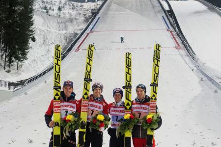 PŚ Lahti 2019 - Team Austria
