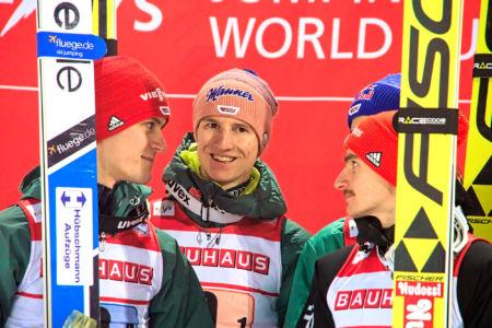 PŚ Lahti 2019 - Team Germany