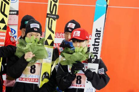 PŚ Lahti 2019 - Team Japan