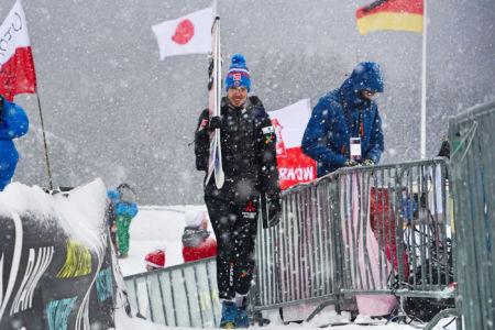 PŚ Lillehammer 2019 - Andreas Stjernen