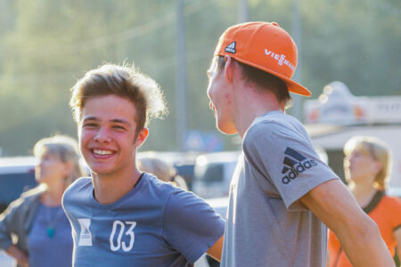Philipp Raimund, Luca Roth - sCoC Wisła 2018