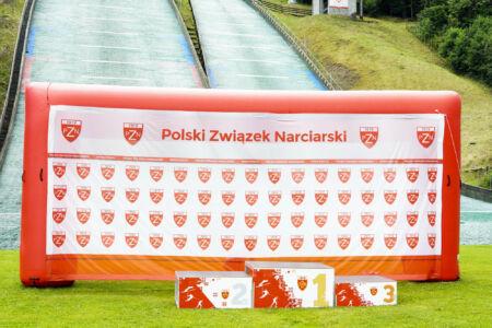 Podium - FIS Cup Szczyrk 2018