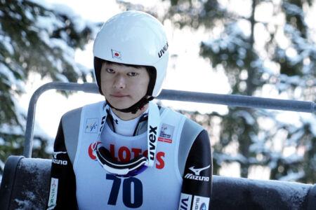 Riki Kurita - FIS Cup Zakopane 2017