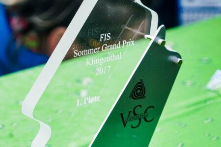SGP Klingenthal 2017 - trophy