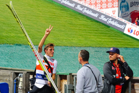 SGP Wisła 2019 Team - Gregor Schlierenzauer