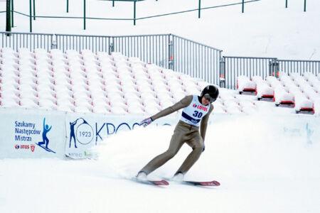 Sabirzhan Muminov - FIS Cup Zakopane 2017