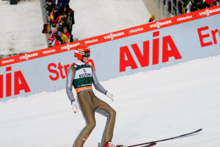 Constantin Schmid - PŚ Oberstdorf 2019