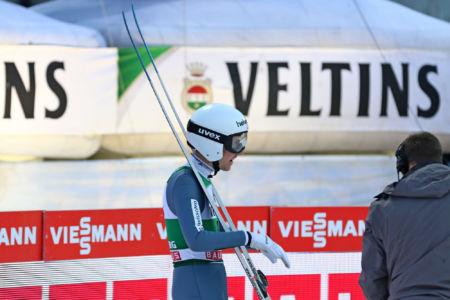 Simon Ammann - WC Engelberg 2019