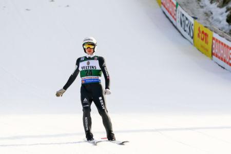 Simon Ammann - WC Titisee-Neustadt 2020