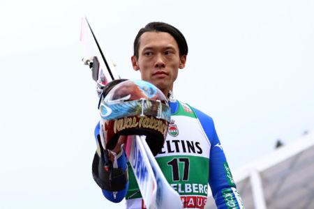Taku Takeuchi - WC Engelberg 2019