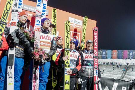Team Norway, Team Austria - WC Oslo 2018