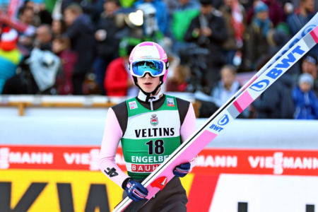 Viktor Polášek - WC Engelberg 2019