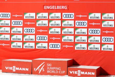 WC Engelberg 2019 - Podium