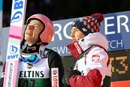 WC Titisee-Neustadt 2020 -  Dawid Kubacki, Kamil Stoch