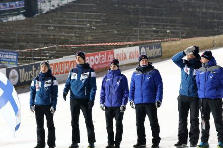 WC Willingen 2020 - Team Finland